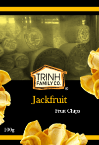 jackfruit chips from your local Aussie Asian food supplier
